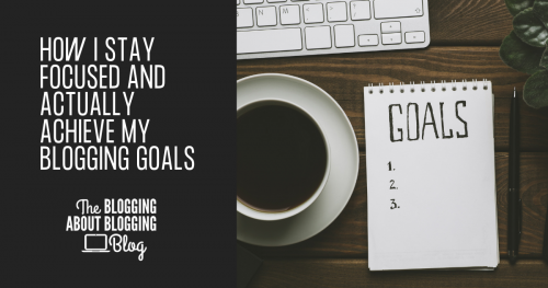 The methods and processes I use for setting goals and managing tasks in my blogging business.